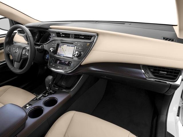 2017 Toyota Avalon Hybrid Xle Premium In Flagstaff Az Findlay Volkswagen
