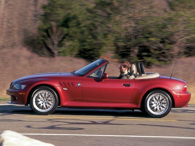 2000 Bmw Z3 2 8l In Flagstaff Az Findlay Volkswagen